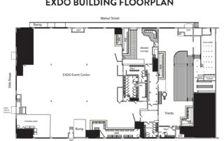 EXDO Floorplan
