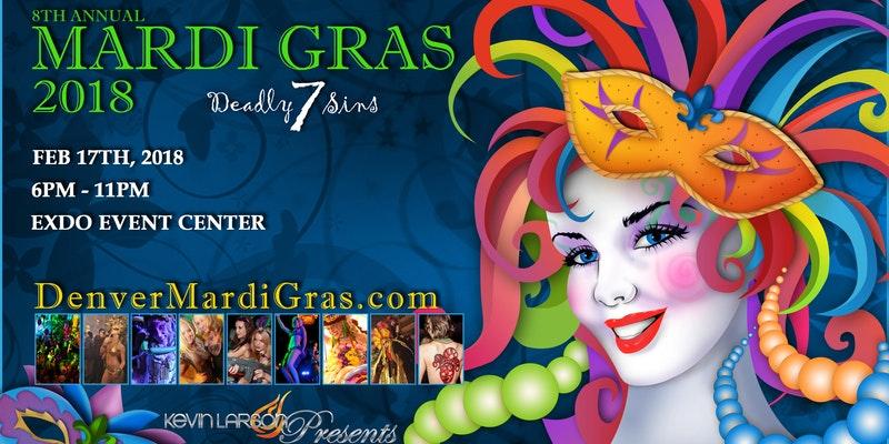 Denver mardi gras 8th annual exdo event center denver denver mardi gras 8th annual m4hsunfo