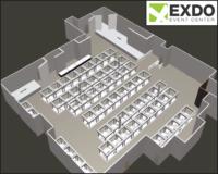 EXDO Trade Show Layout